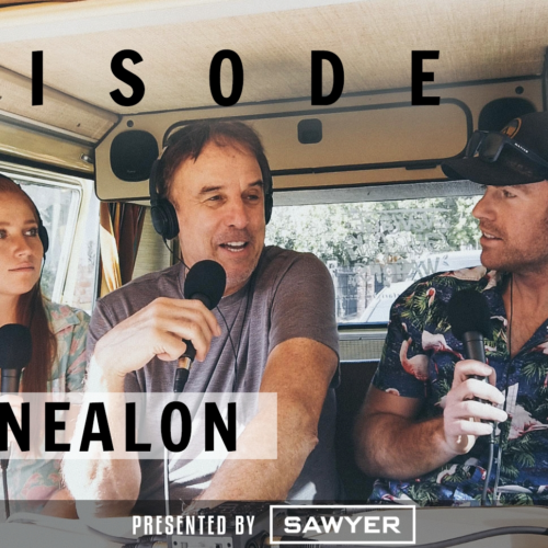 kevin nealon backpacker radio