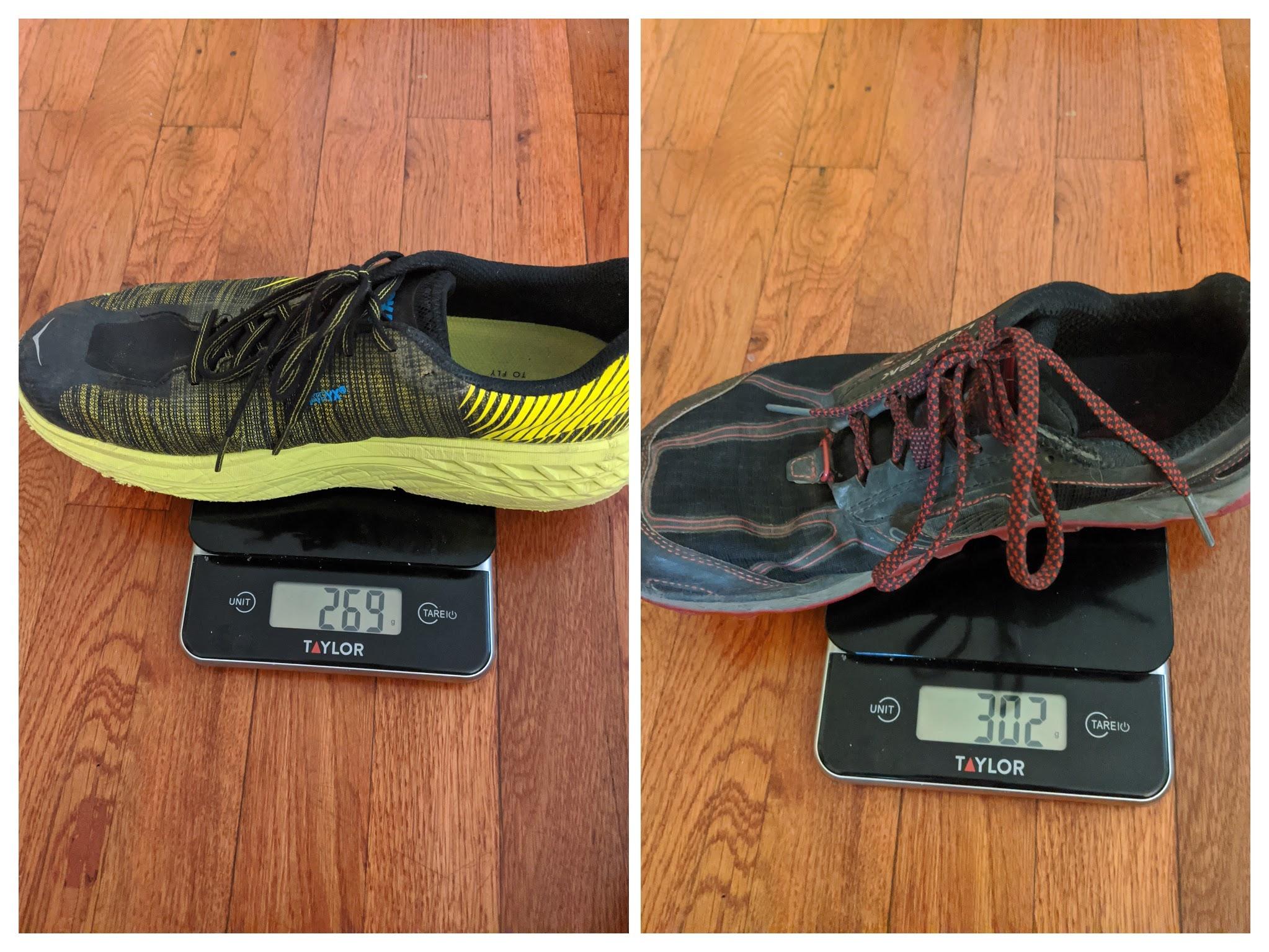 Hoka One One Evo Speedgoat Trail Shoes