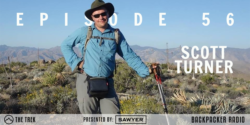 scott turner backpacker radio