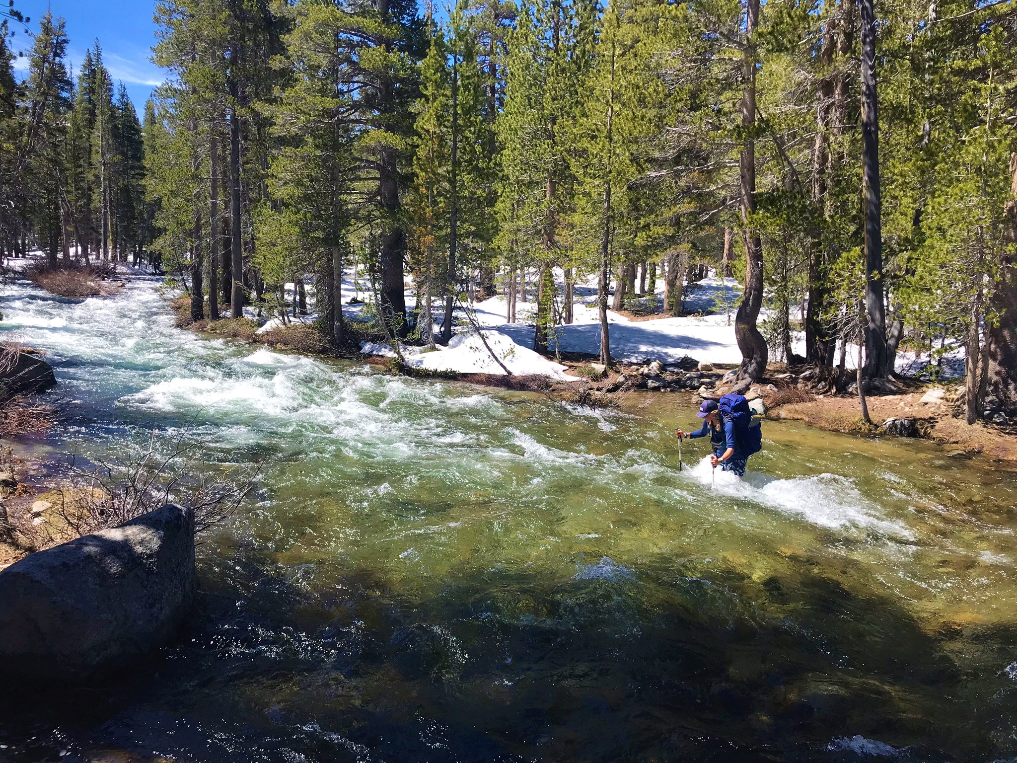 Going With the Flow: How to Tackle River Crossings Safely - The Trek