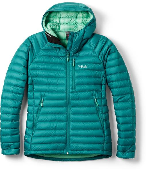 Best down jackets backpacking
