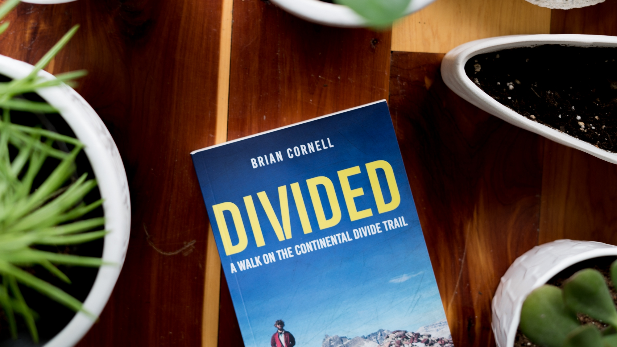 """Book Review: """"Divided: A Walk on the Continental Divide Trail"""" - The Trek"""