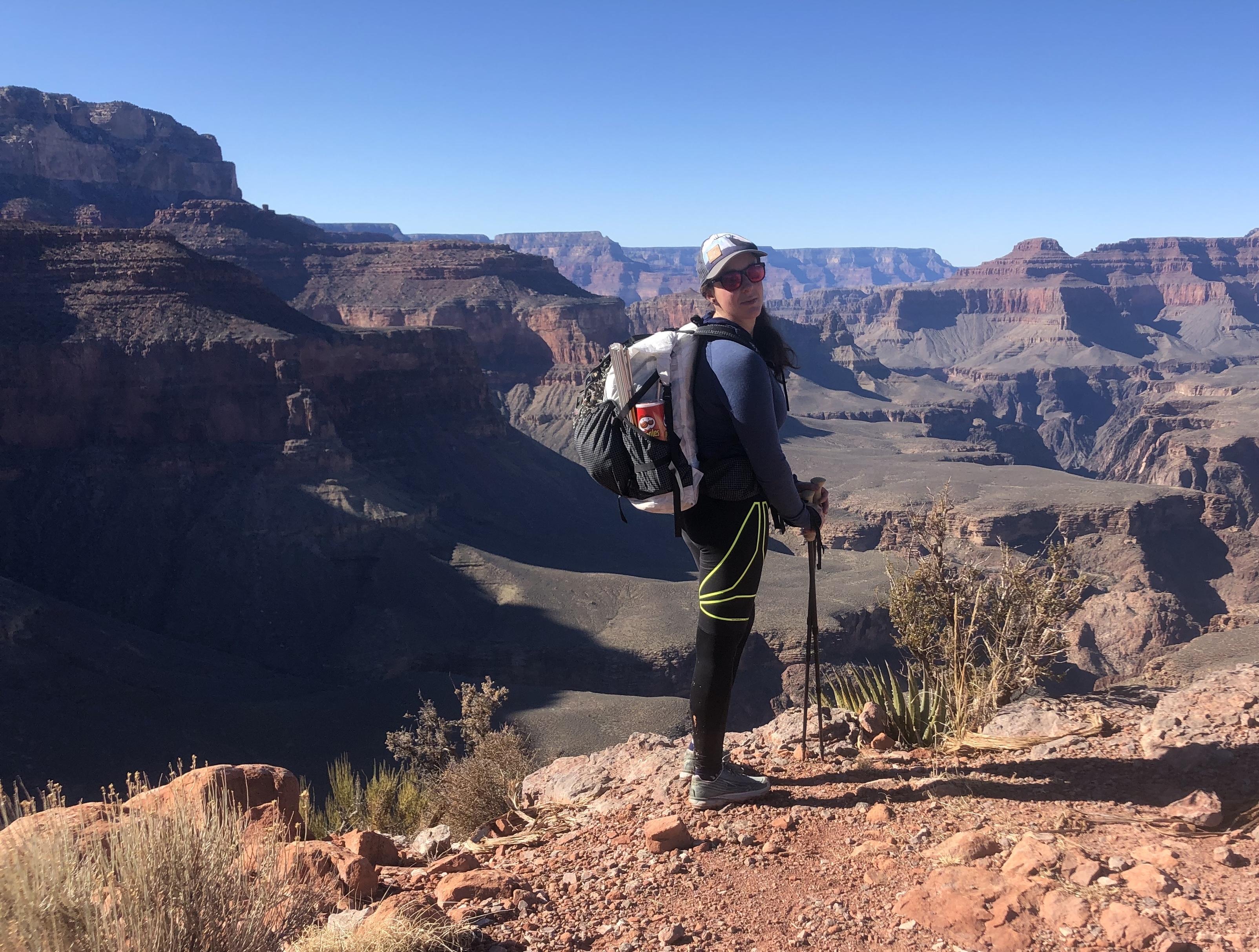 maggie Slepian PCT grand canyon