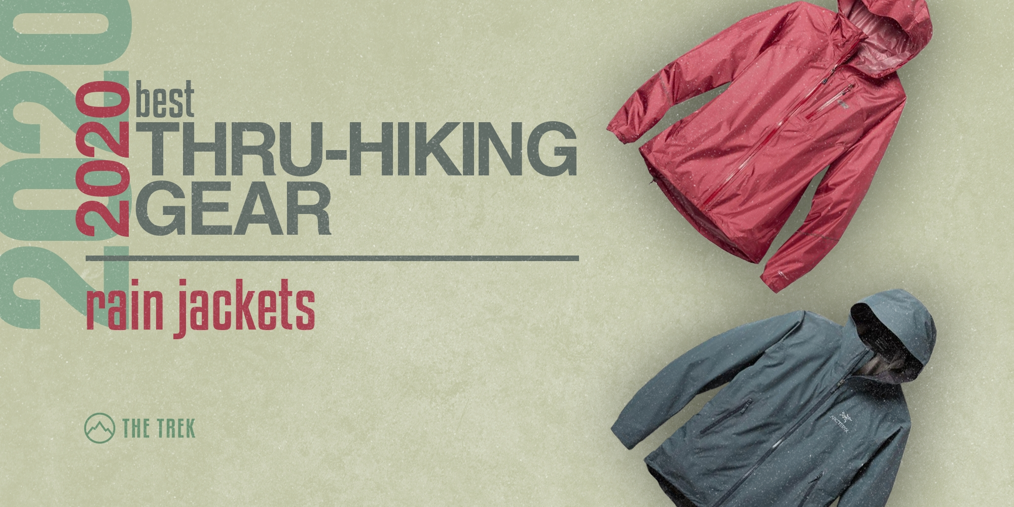 The Best Rain Jackets for Backpacking of 2020 - The Trek