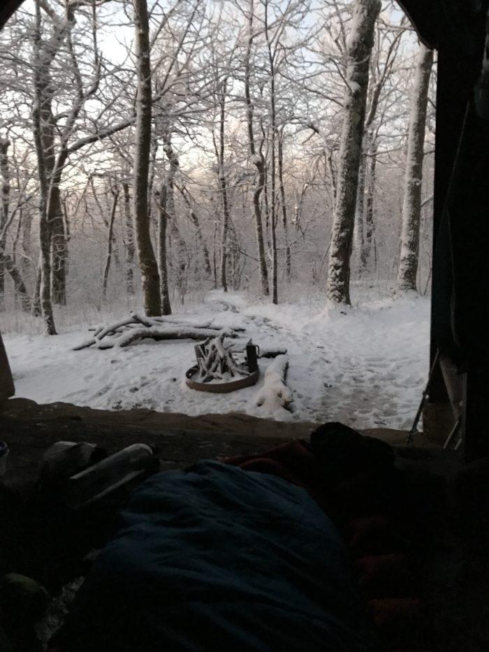 Springer Mtn Shelter