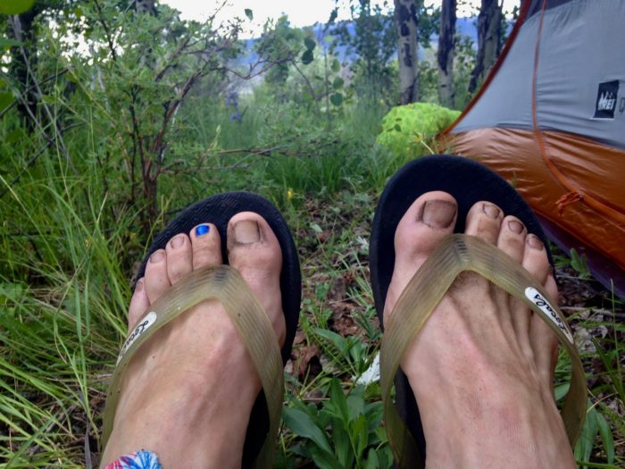 colorado trail feet clay bonnyman evans