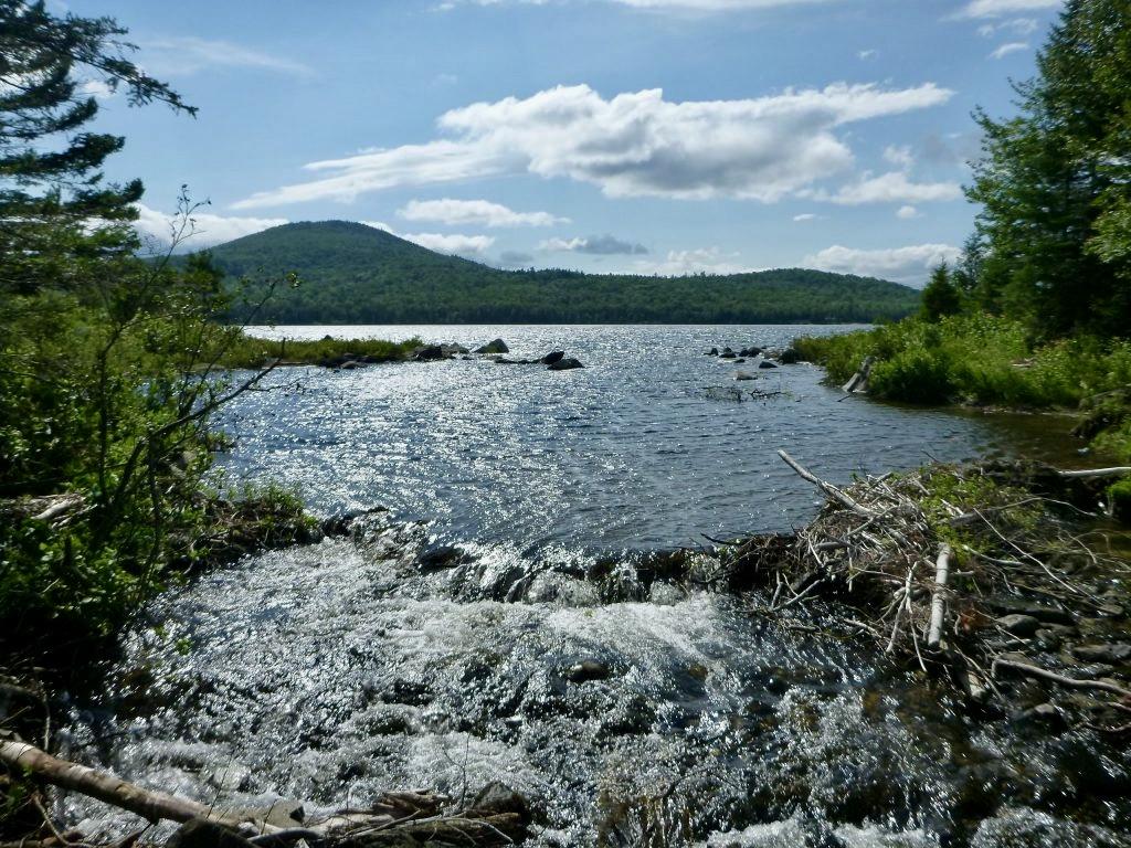 crawford pond maine appalachian trail clay bonnyman evans