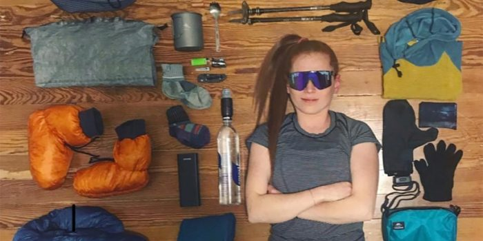 juliana chauncey appalachian trail gear