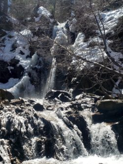 Best Local Day Hikes Around Tahoe - Waterfall on Hunter Creek Trail PC Tucker Ballister