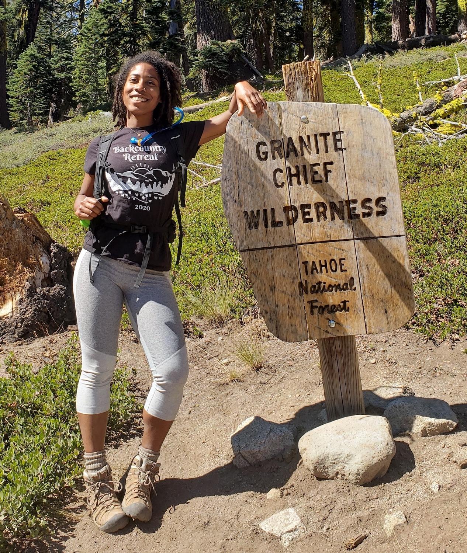 Best Local Day Hikes Around Tahoe - Entering Granite Chief Wilderness PC Tucker Ballister