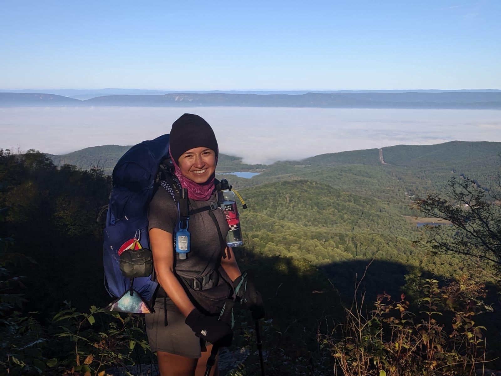 esperanza garcia appalachian trail
