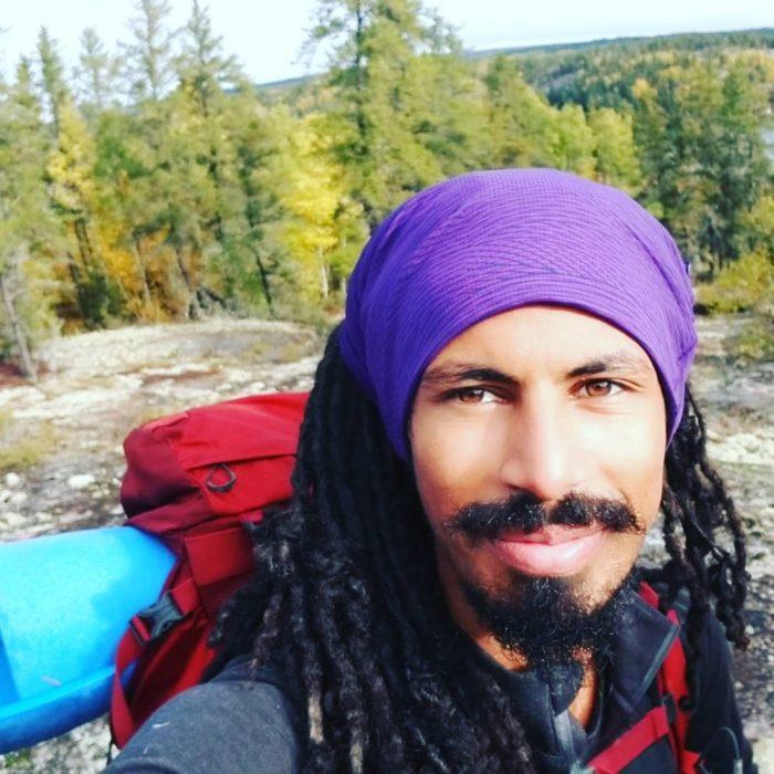 Amar Demeku-Ousman appalachian trail