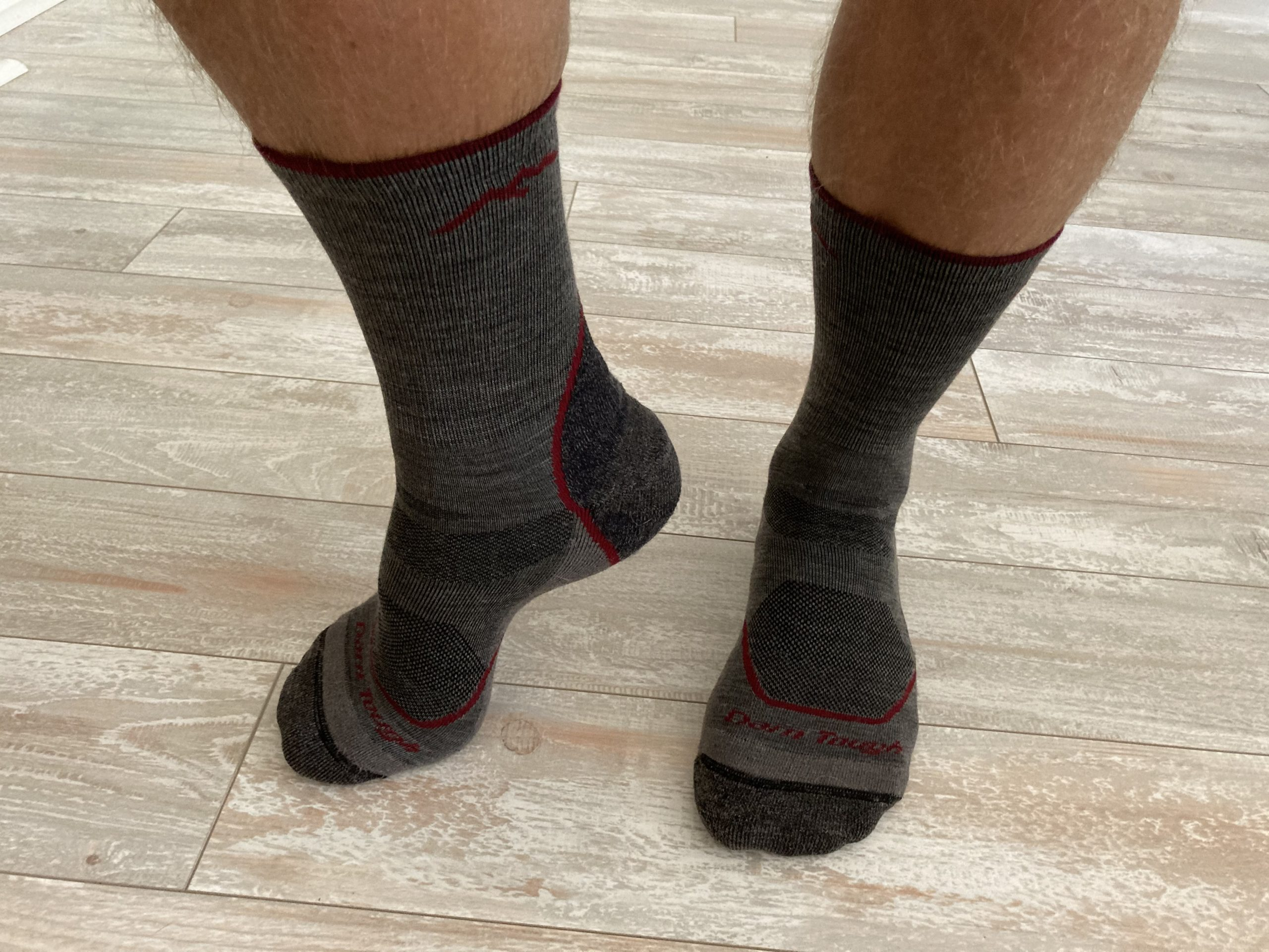 merino walking Point6 Hiking Mixed Stripe Light Mini Crew Socks hiking socks
