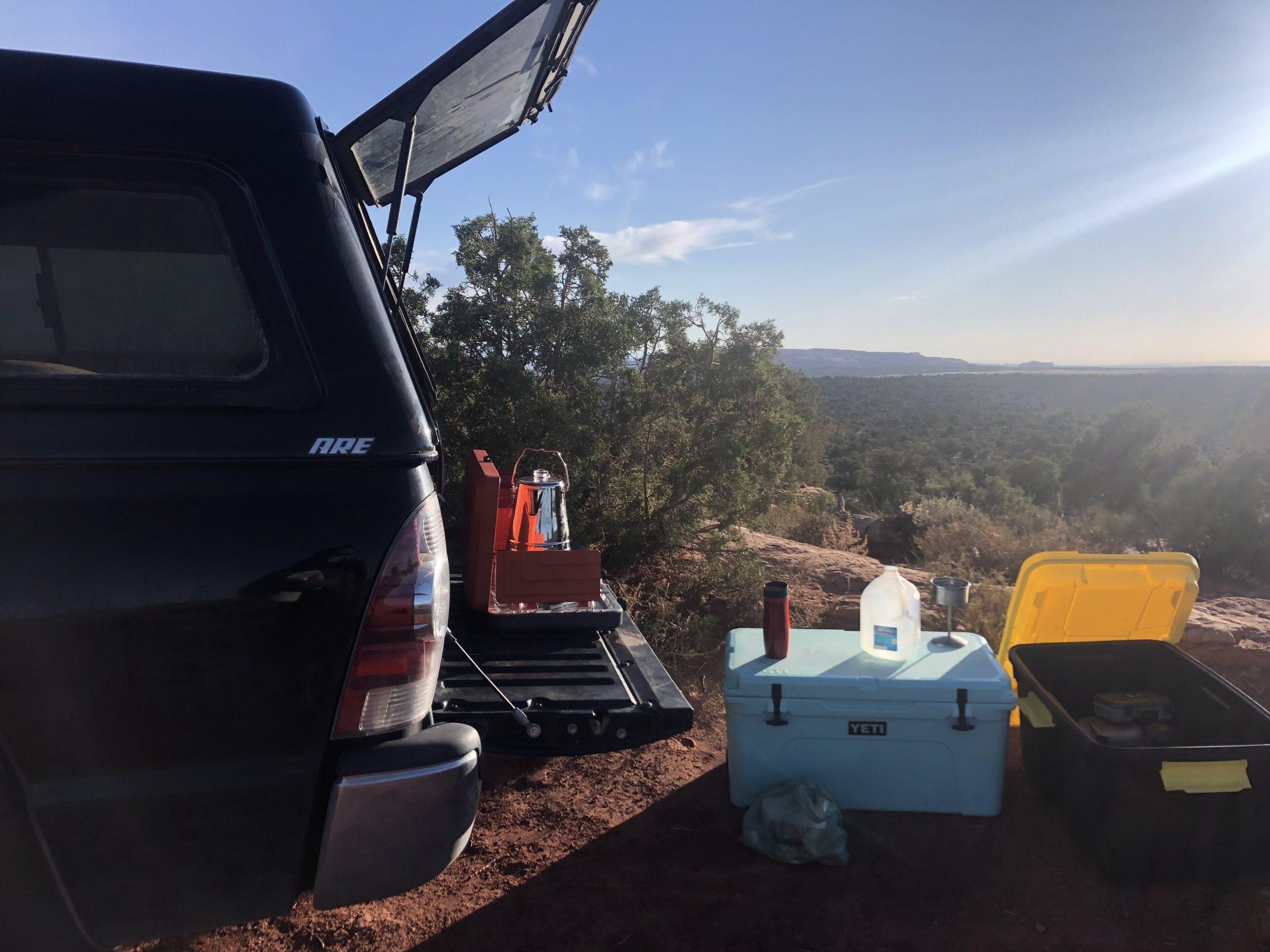 maggie slepian car camping