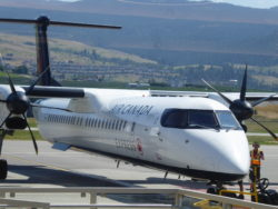 This, me hearties, is a Dash-8