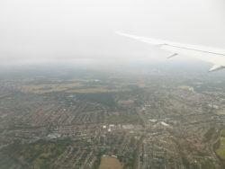 That's London below