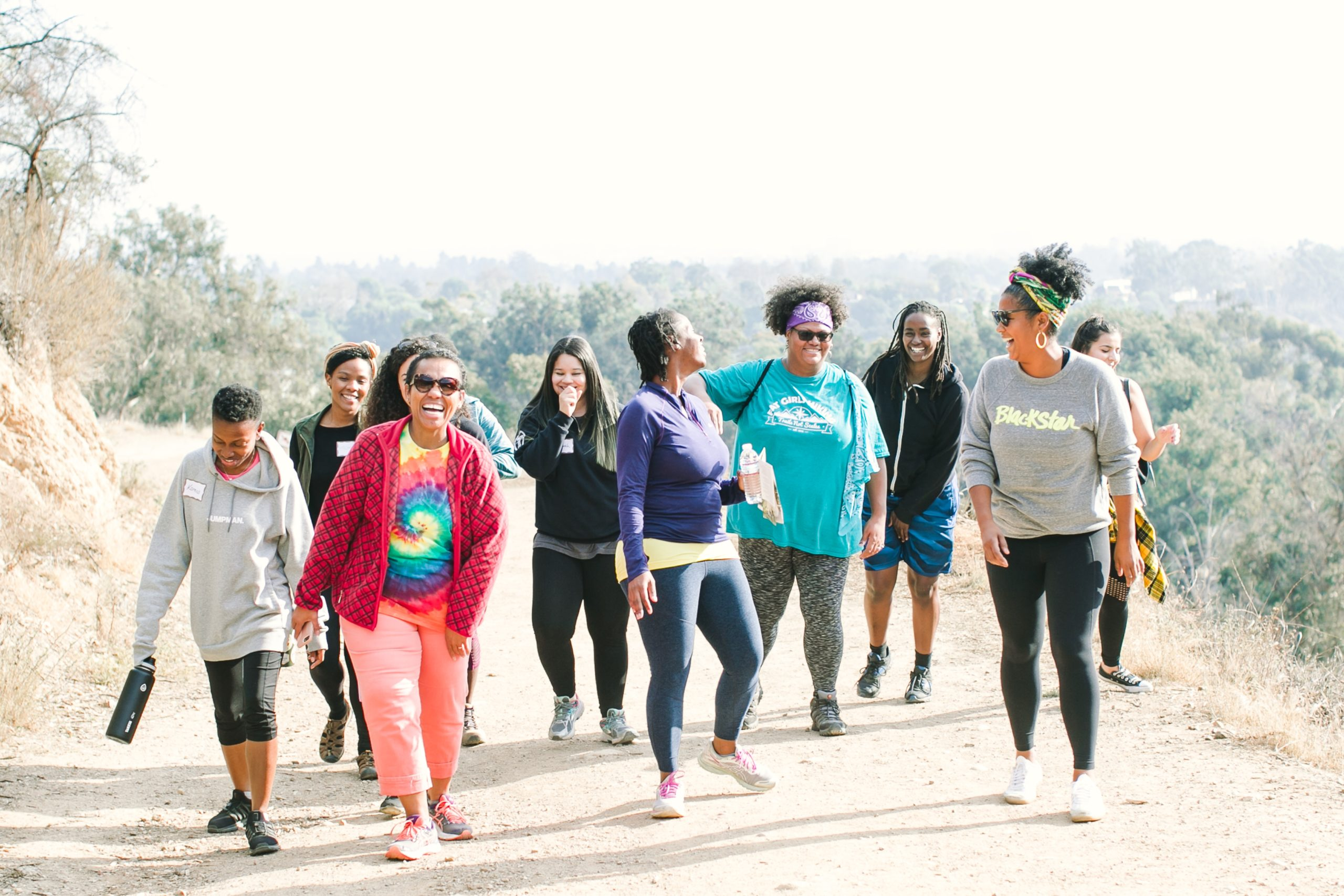 How Color Outside Empowers Women of Color Through Outdoor Adventure - The Trek