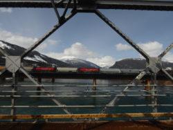 CP Rail in Revelstoke BC