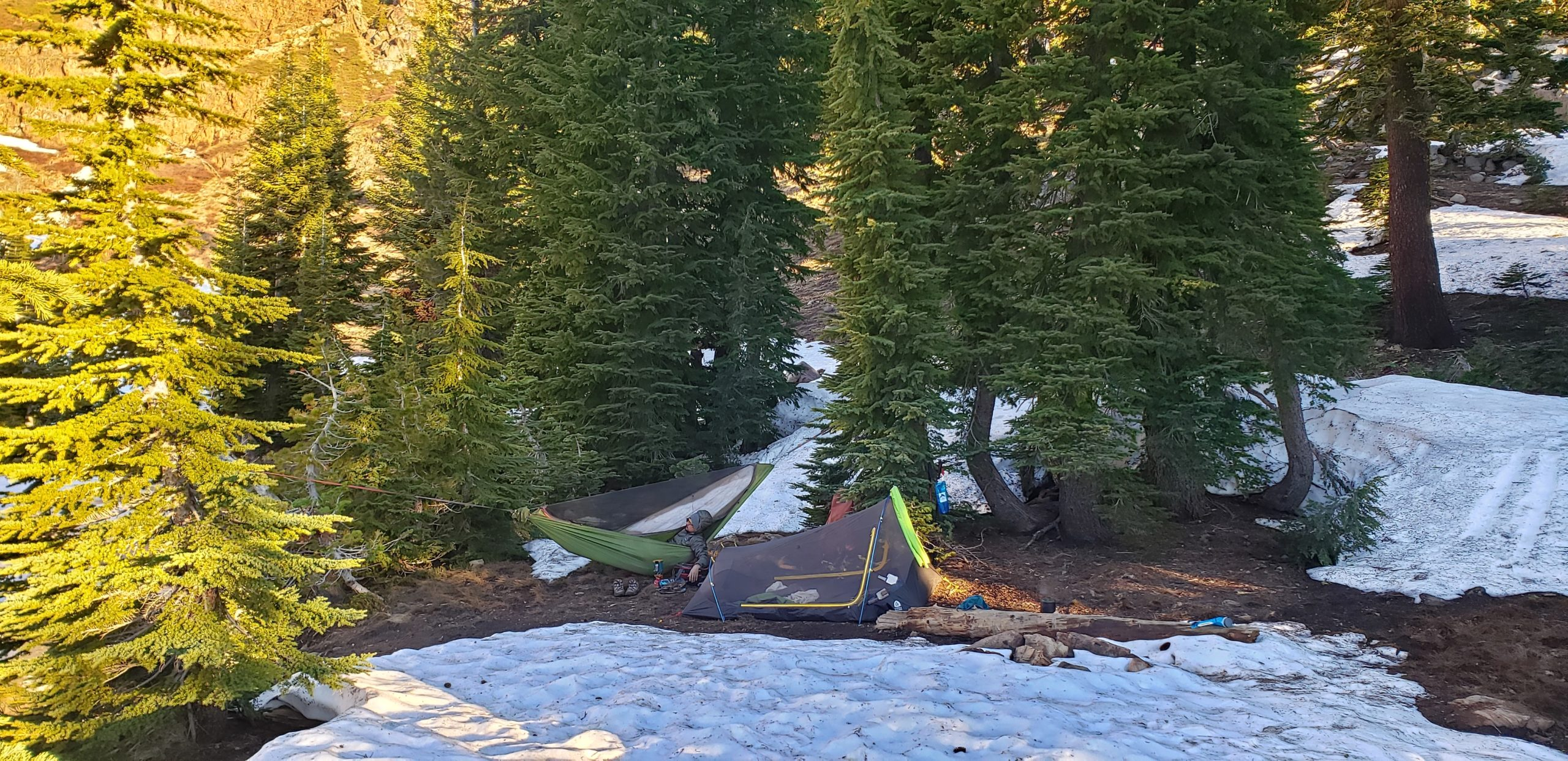 Sierra Designs Tent without Rainfly