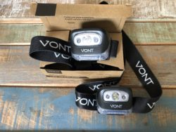 Vont Spark Packaging