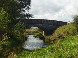 A bridge on the Union Canal