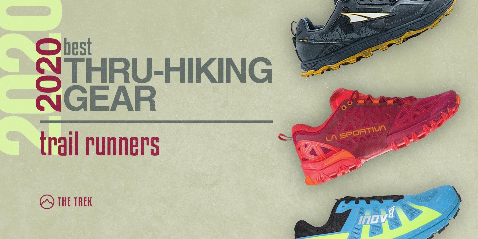 Best Trail Runners for Thru-Hiking