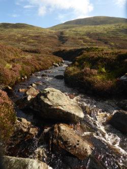 Scotland, the land of fabulous rivers.