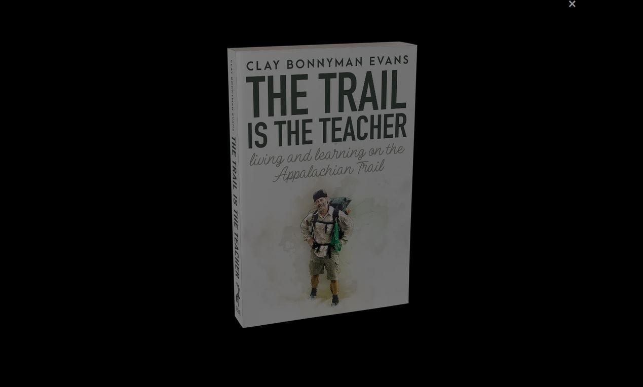 Review: The Trail is the Teacher by Clay Bonnyman Evans - The Trek