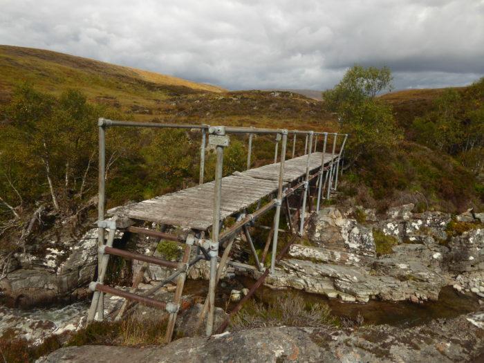 I call this the Bridge of Death.