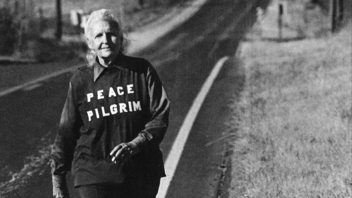 Great Strides: Peace Pilgrim, the First Woman to Hike the AT - The Trek