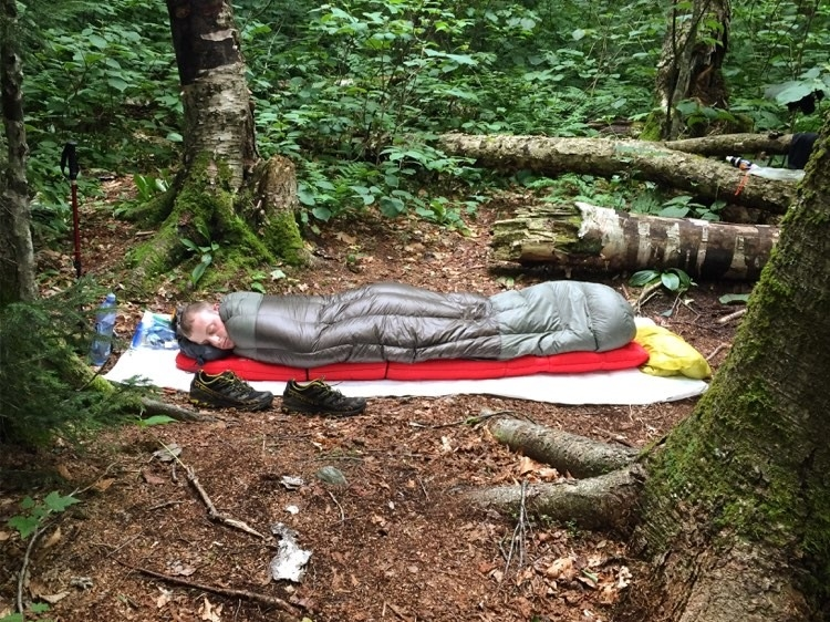 thru-hiker's guide to tyvek