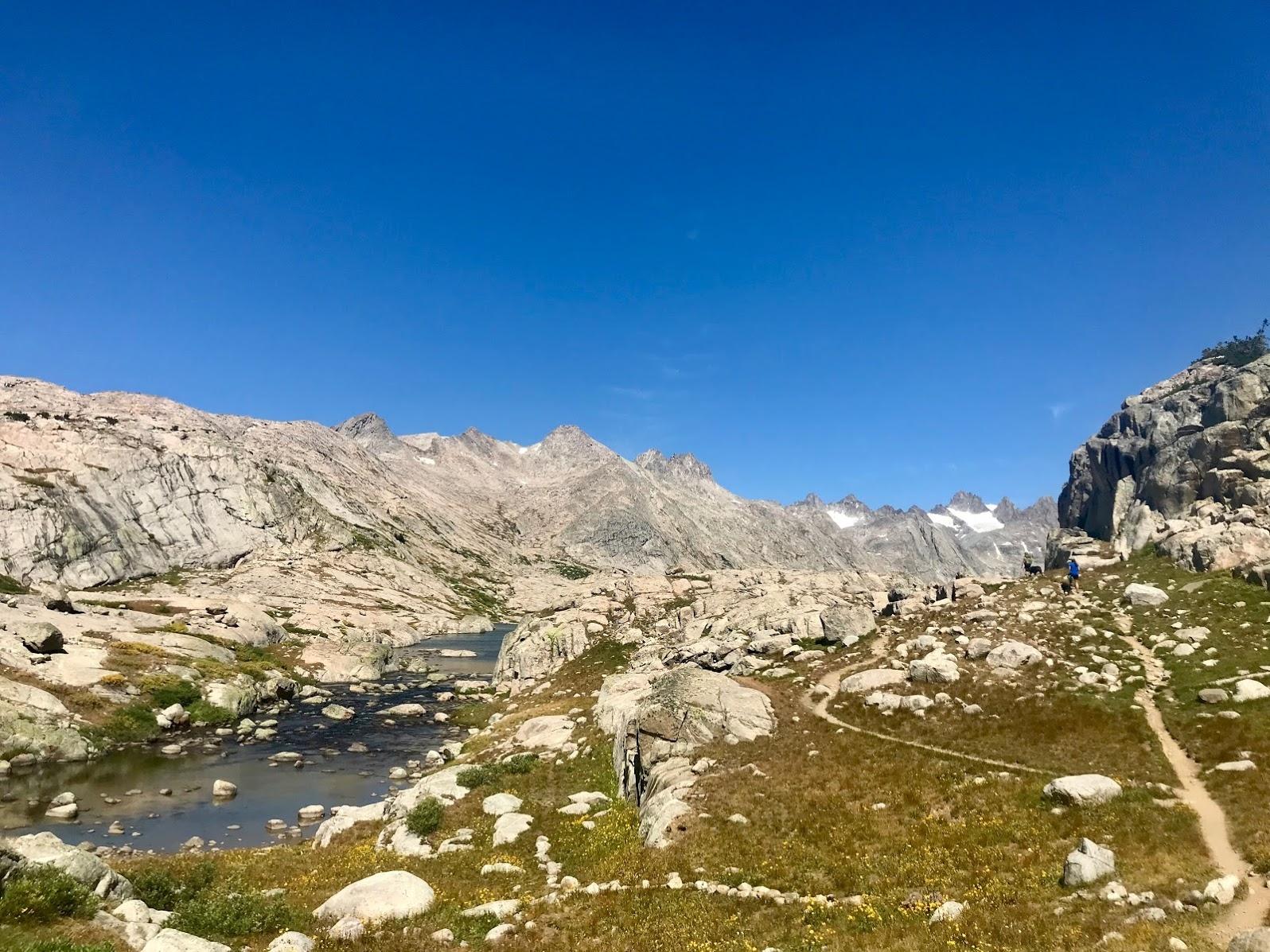is thru-hiking an addiction