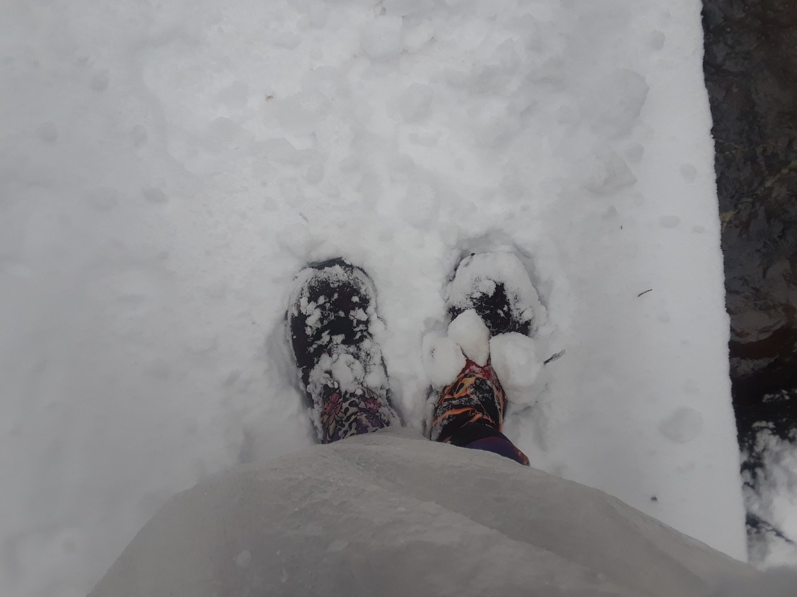 appalachian trail winter thru-hike