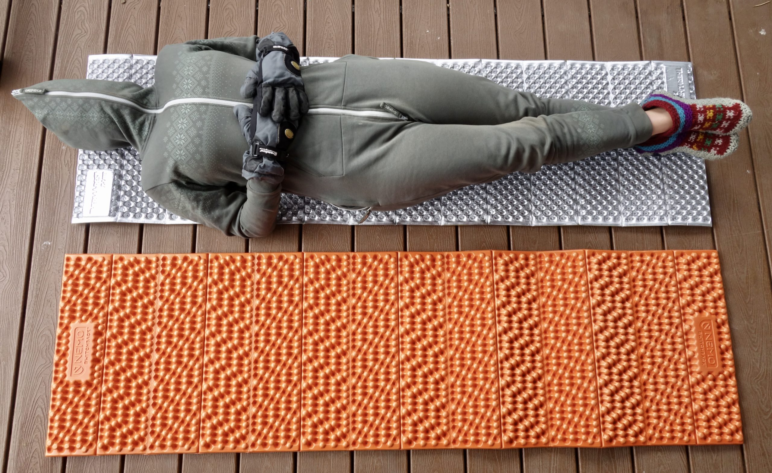 Therm-a-Rest Z Lite Sol vs. Nemo Switchback