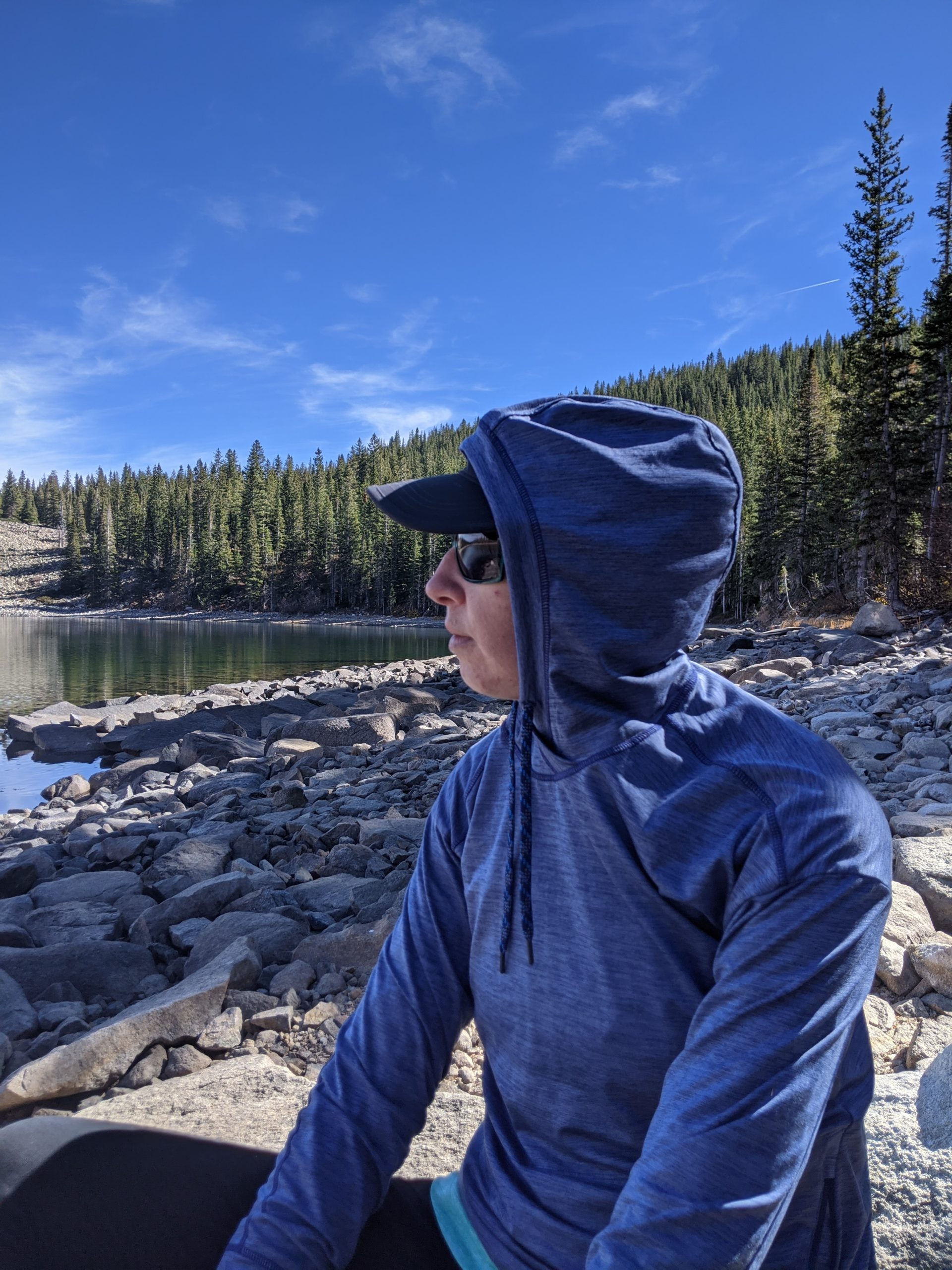 chain reaction hoodie