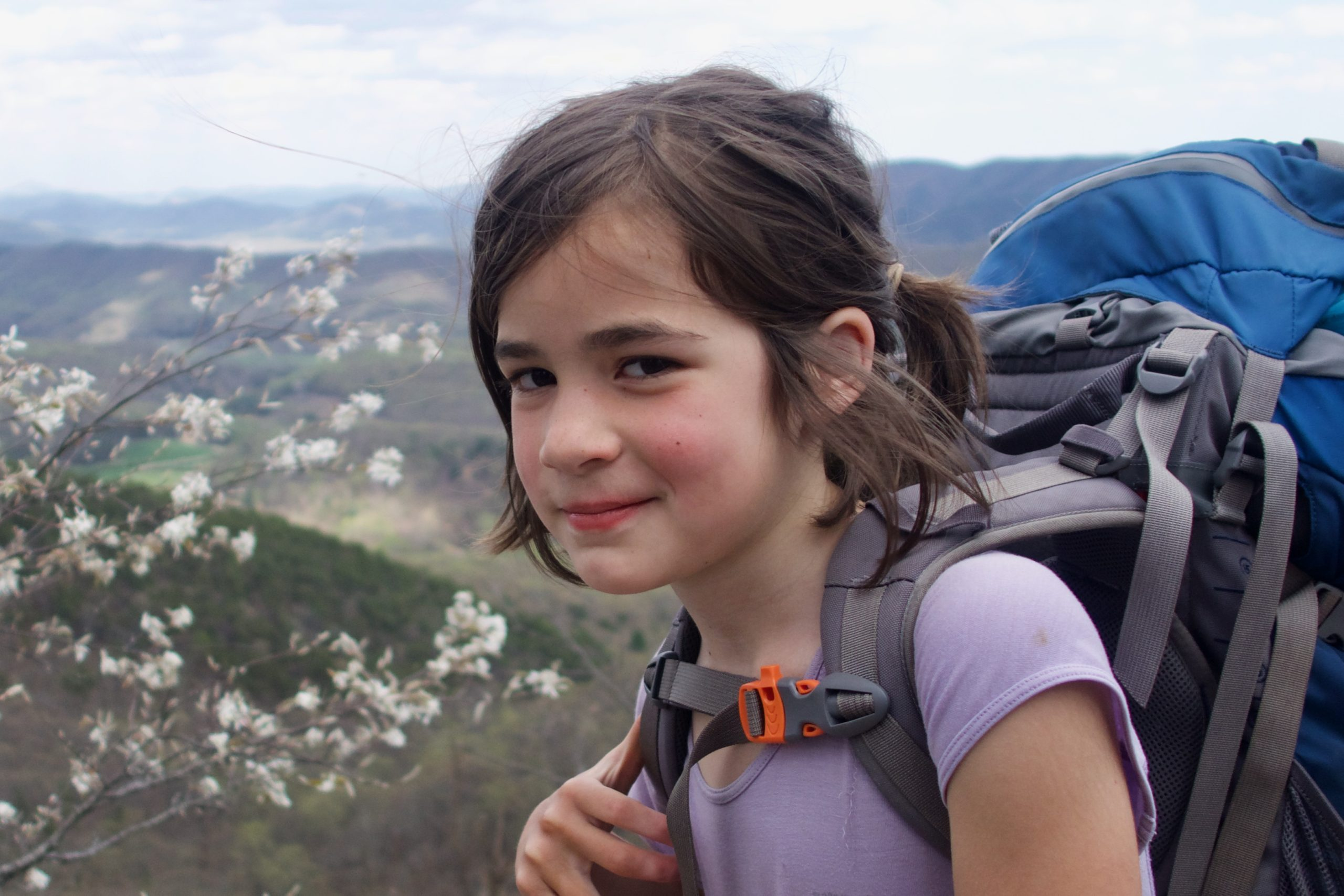 filia crawford appalachian trail 2000 miles together