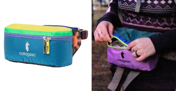 hiking fanny packs
