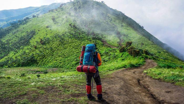 Ten Main Items for a Northbound Thru-hike