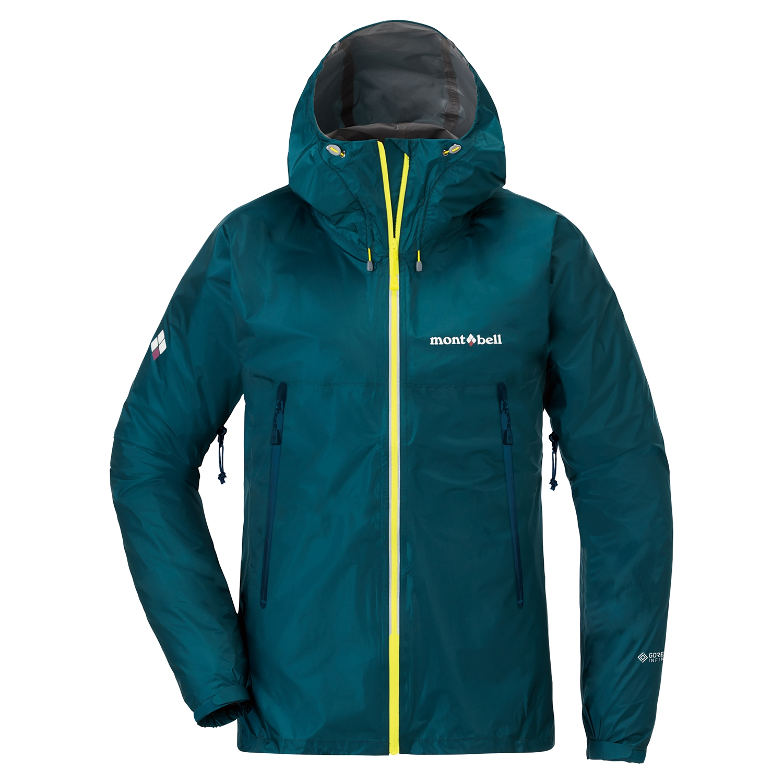 Montbell Versalite rain jacket