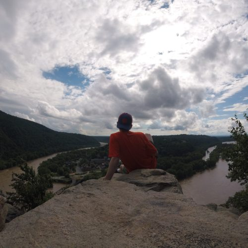 Picture of me at harpers ferry