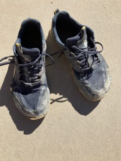 Used Hiking Shoes