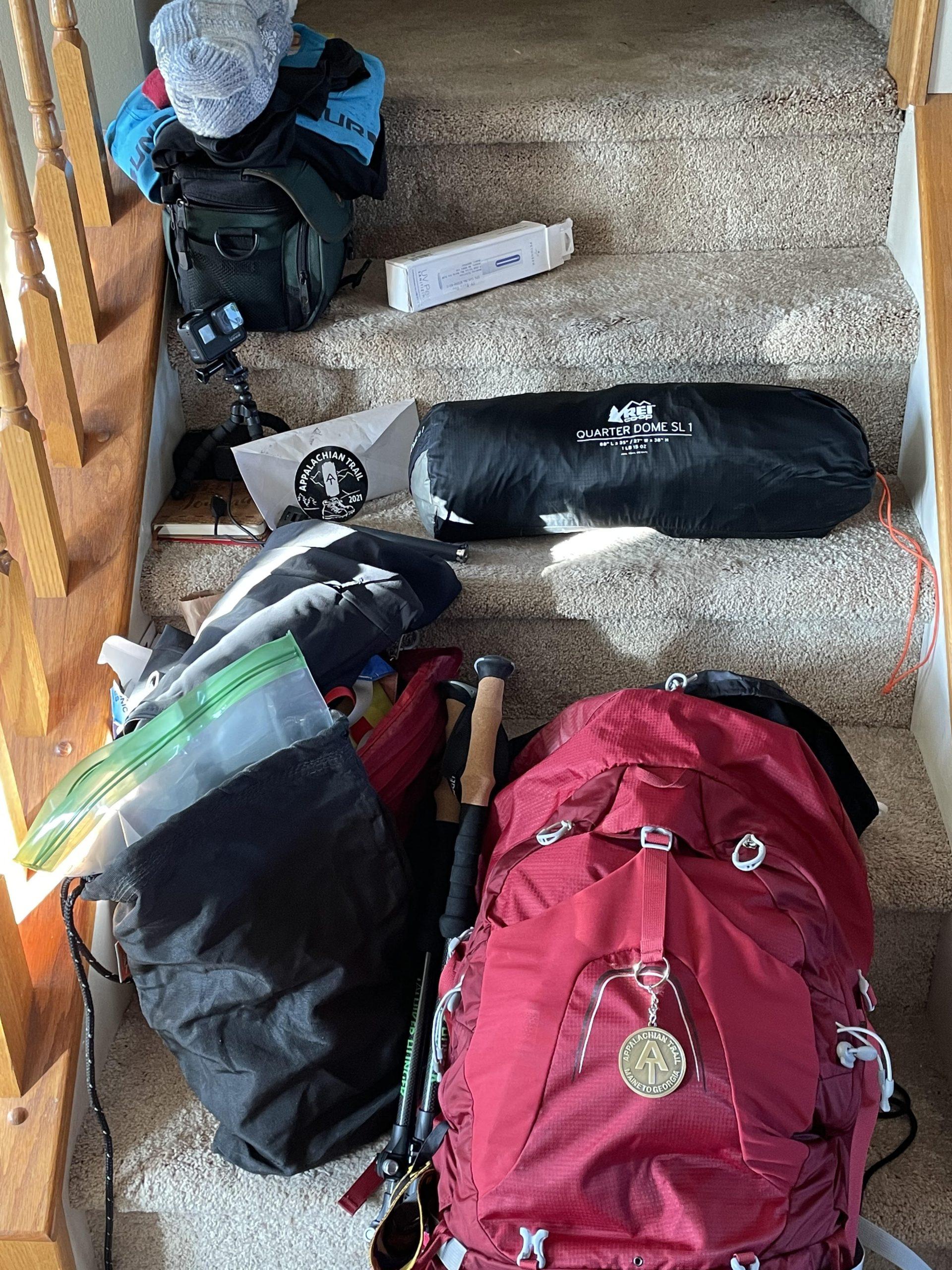 Appalachian Trail Gear Review for 2021 Thru-hike