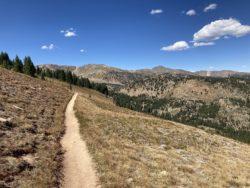 Trail in Colorado