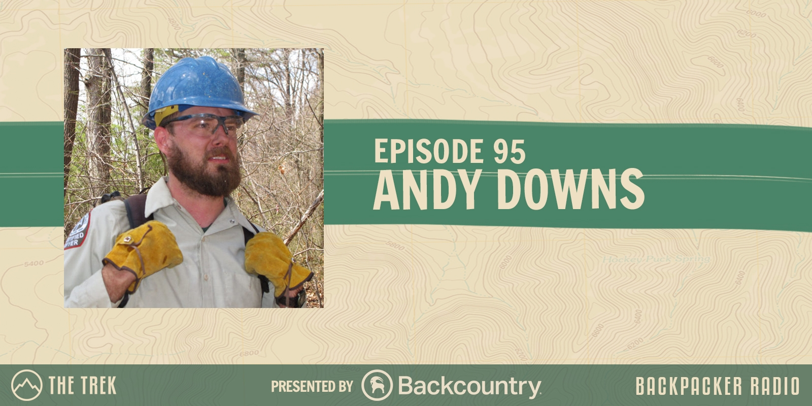 Backpacker Radio #95 | Andy Downs of the ATC on the Mountain Valley Pipeline & Postponing Thru-Hikes During a Pandemic