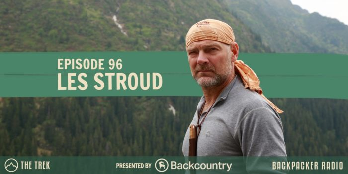 Les Stroud Photo Credit to Laura Bombier