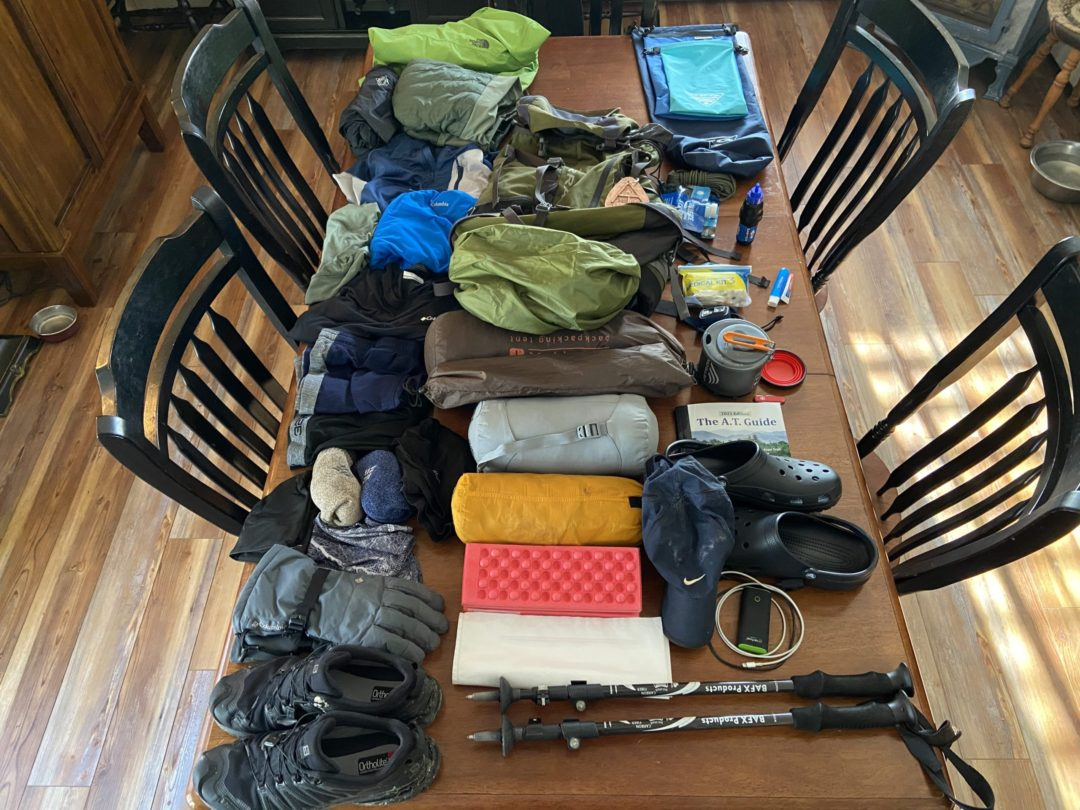 Camping, Hiking, and Packing - cover
