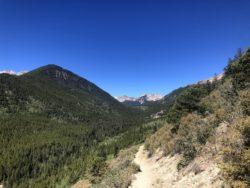 Segment 12 of the Colorado Trail