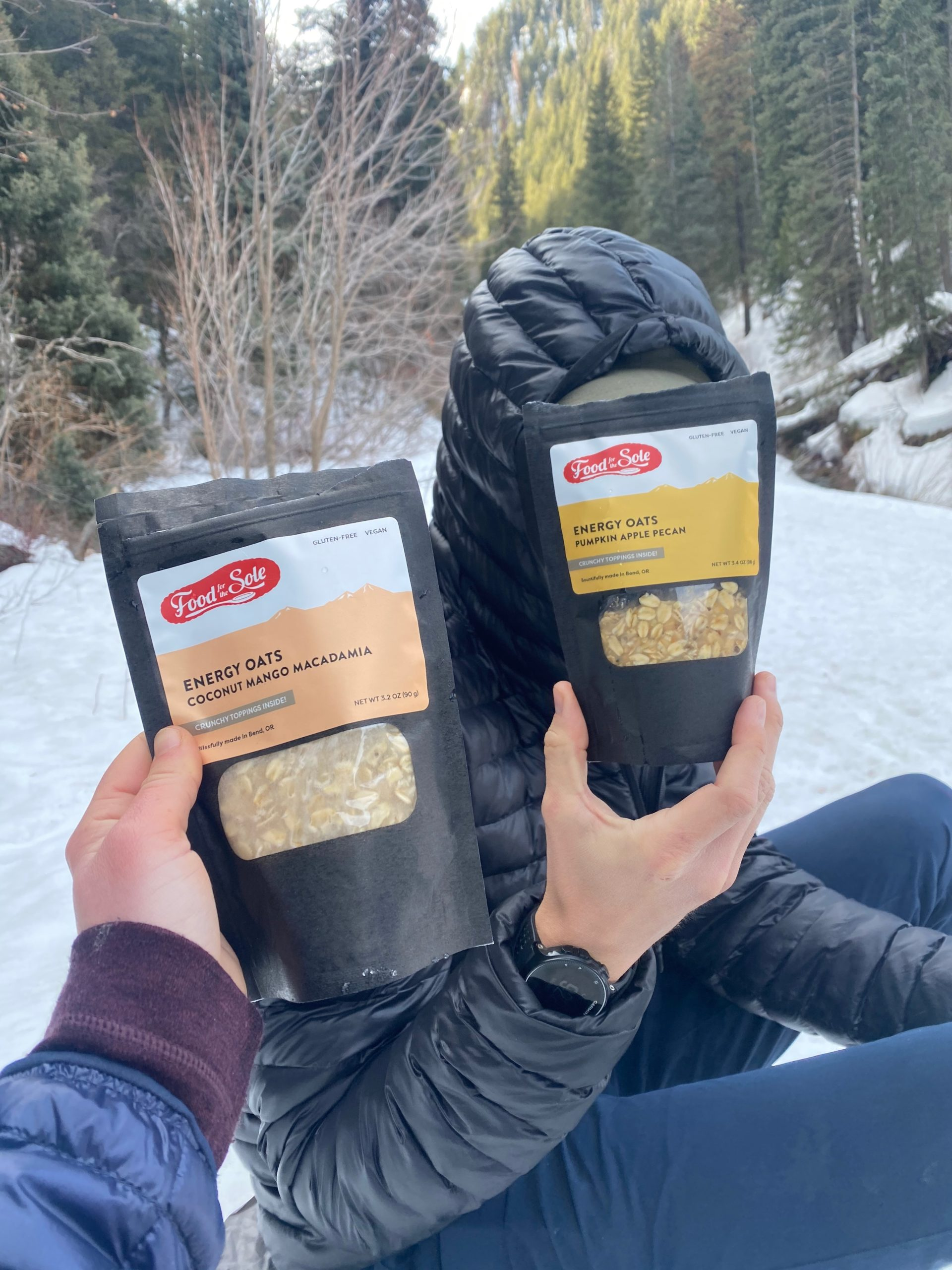 Best backpacking meals