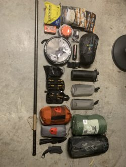 Bill of the gear I'llbe talking with me on the AT