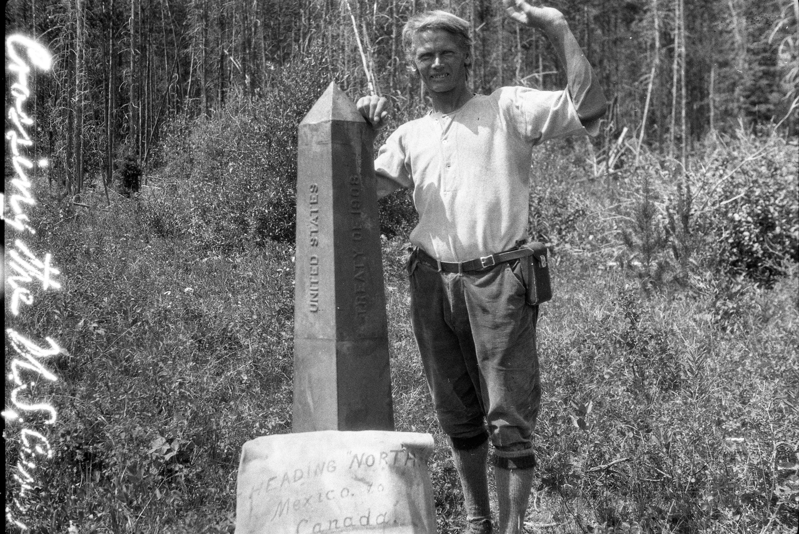 peter parsons continental divide trail